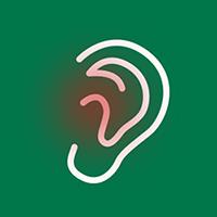 Otodolor bei Ohrenschmerzen