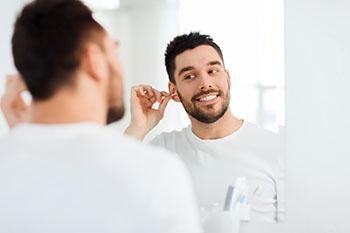 Ohrhygiene